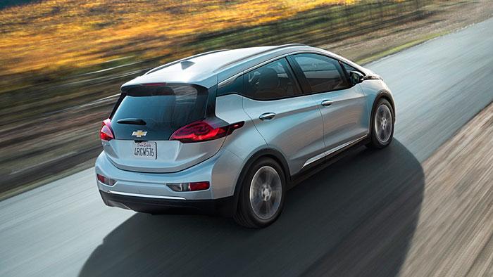 Der Chevrolet Bolt wird ab 2017 auch unter dem Opel-Label antreten.
