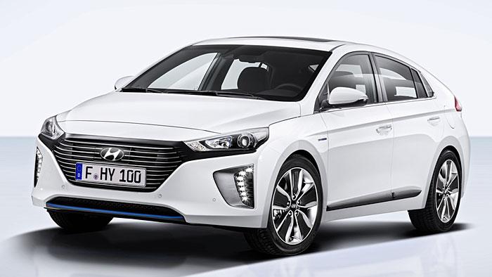 Der Hyundai Ioniq kommt im Herbst 2016 nach Deutschland.