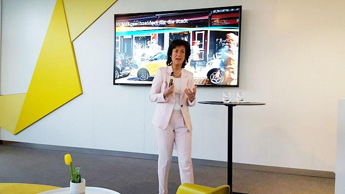 Smart-Chefin Annette Winkler