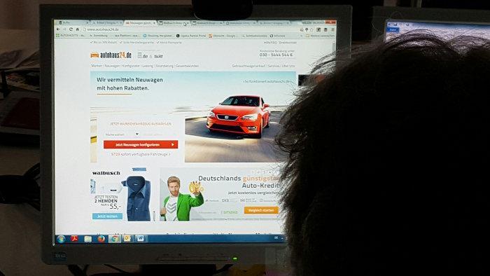 «Onlinehandel gehört beim Neuwagenkauf die Zukunft»