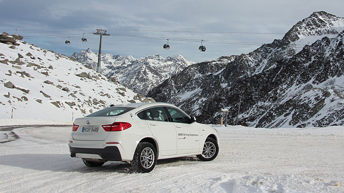 Die BMW Ice Experience fand bereits zum 25. Mal statt.