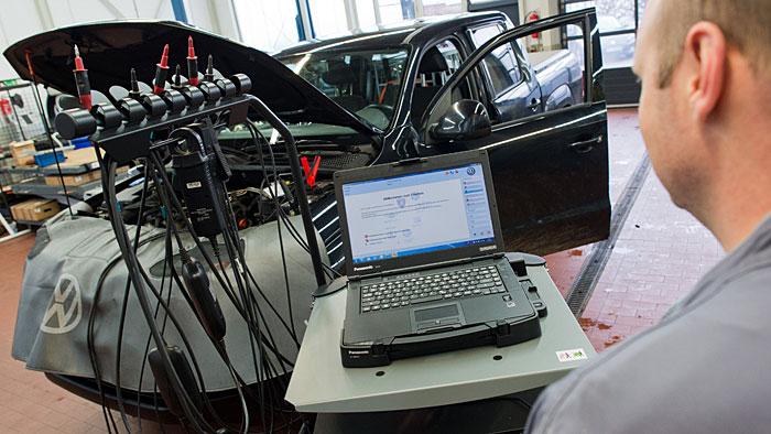 KBA erteilt VW Freigabe für Umrüstung