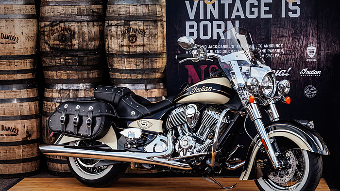 Die Limited Edition Jack Daniel's Indian Chief Vintage gibt es nur 100 Mal