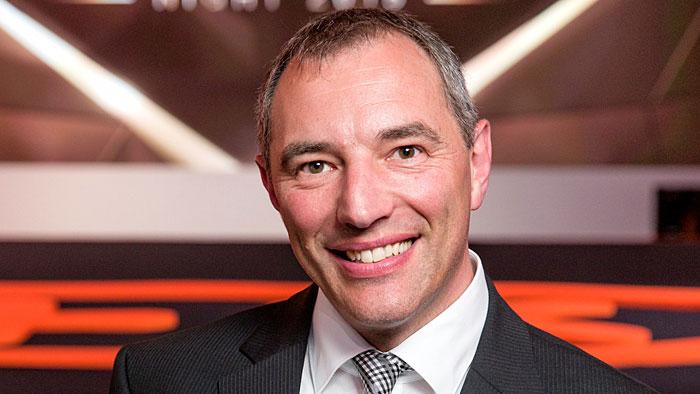 Opel-Marketingdirektor Andreas Marx