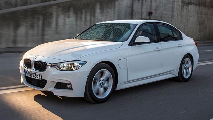 BMW hat den 3er mit einem Elektromotor verstärkt.