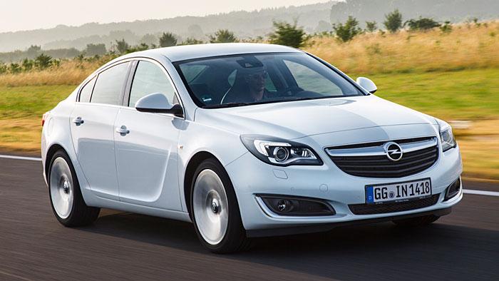Beim Opel Insignia Innovation beläuft sich der Preisvorteil auf bis zu 4000 Euro.