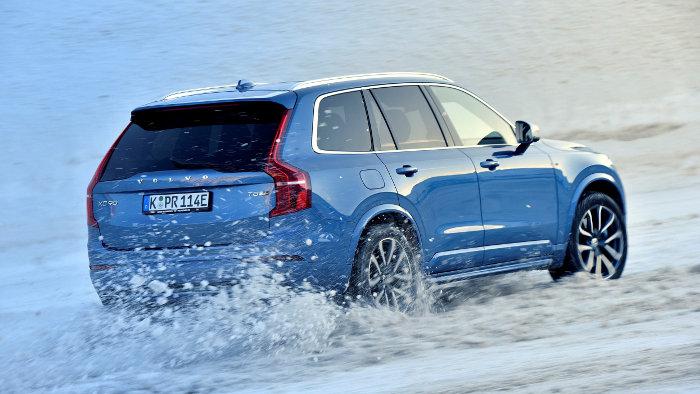 Volvo XC90 T8 Hybrid