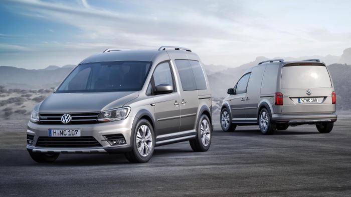 Der VW Caddy kommt in vierter Generation auf den Markt.