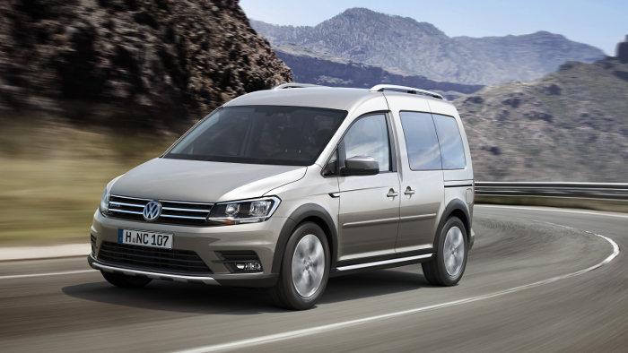 Der VW Caddy Alltrack ist nichts für preissensible Kunden.
