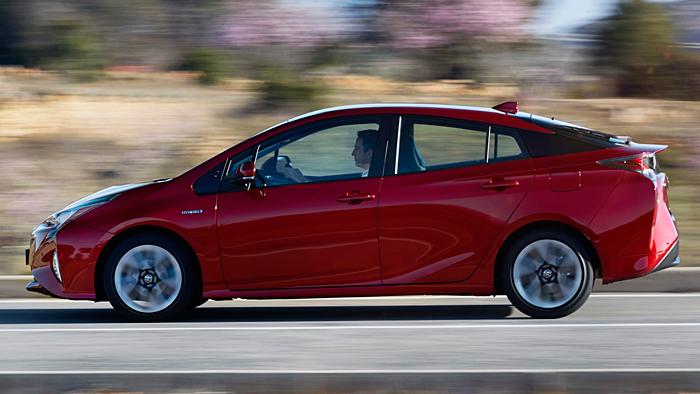 Toyota hat den Prius zur vierten Generation völlig erneuert.