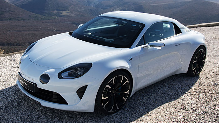 Renault kehrt mit Alpine zurück