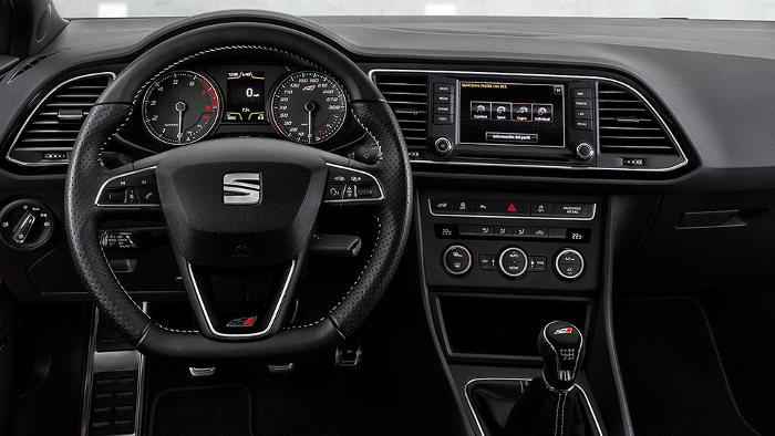 Seat Leon Cupra 290 neu Seat