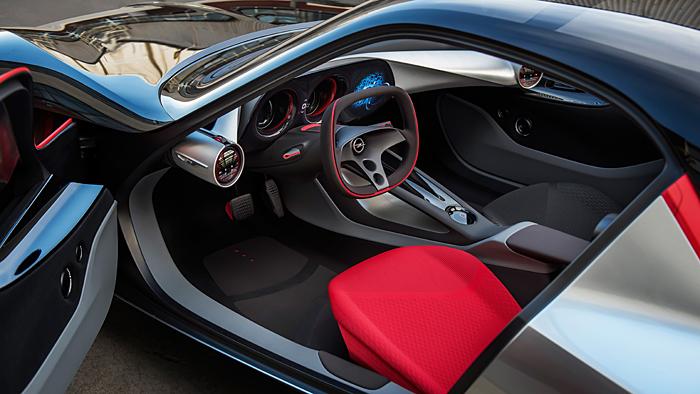 Opel lässt beim GT Concept tiefer blicken