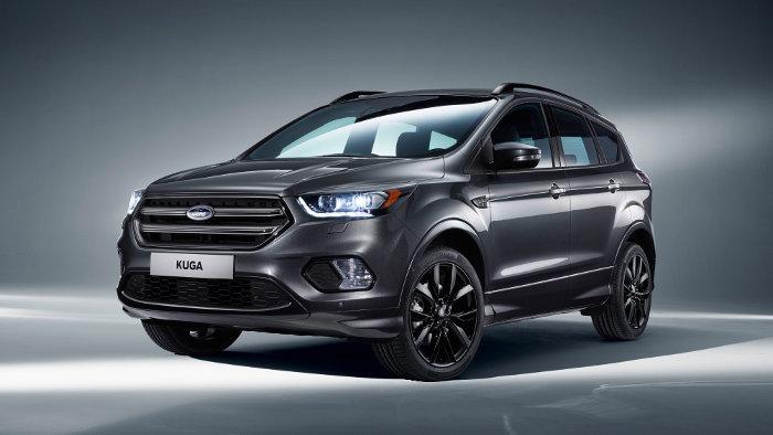 Der neue Ford Kuga.