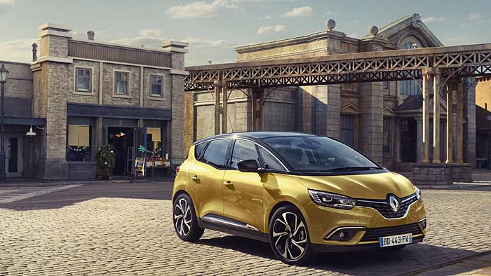 Renault bringt die vierte Scenic-Generation auf den Markt.