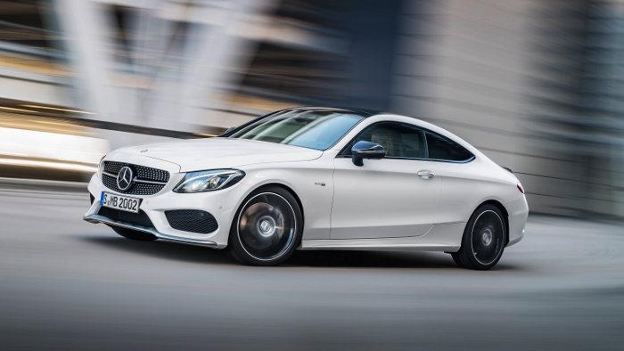 Der neue Mercedes-AMG C43 4Matic