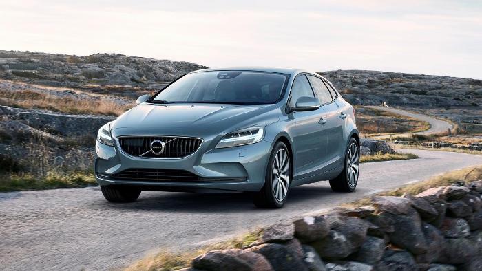 So schaut der neue Volvo V40 aus.