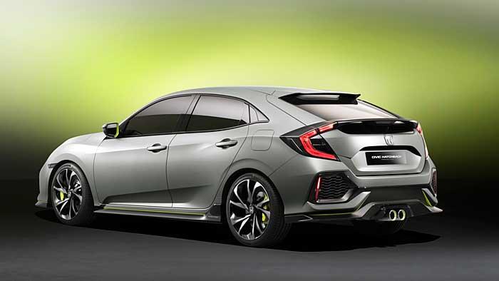 Im kommenden Jahr führt Honda den Civic bereits in die zehnte Generation.