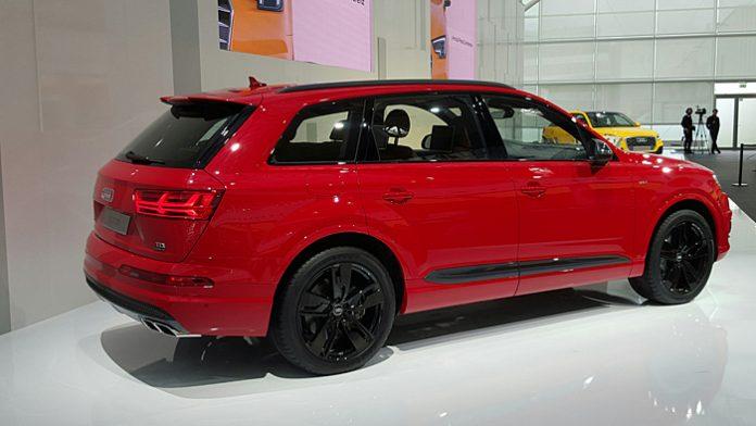 Der neue Audi SQ7 soll für weiteres Wachstum sorgen.