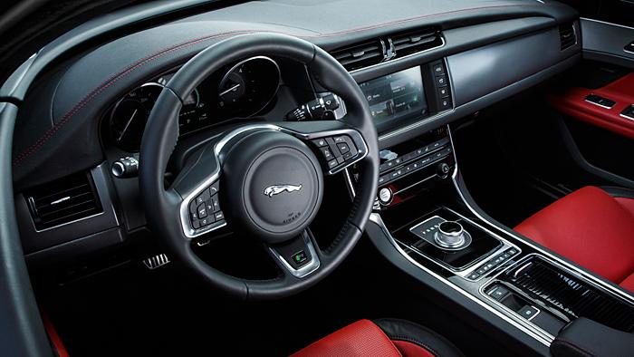 Der Jaguar XF hat den Rückstand zur deutschen Konkurrenz aufgeholt