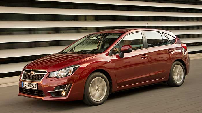 Subaru bereitet den Generationswechsel beim Impreza vor.