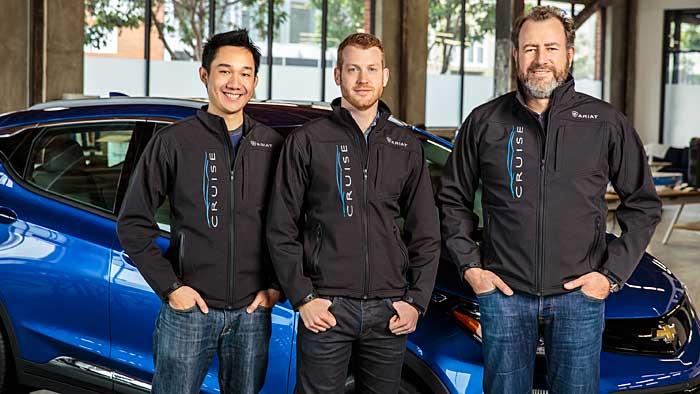 GM beschleunigt Entwicklung von autonomen Autos