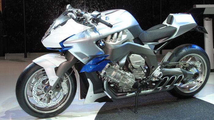 Aus der BMW Concept 6 wurde die K 1600.