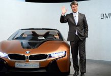 BMW-Chef Harald Krüger.