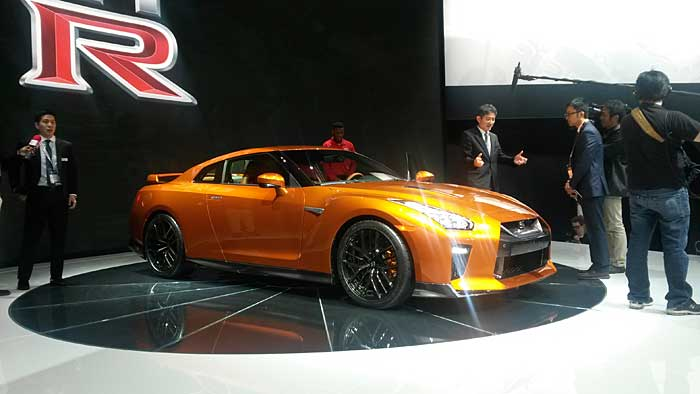Der Nissan GT-R leistet nun 570 PS
