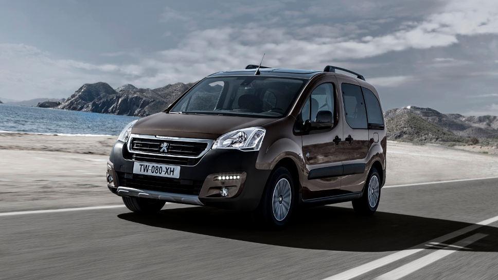 Peugeot stattet denn Partner Tepee mit einem Dreizylinder aus.