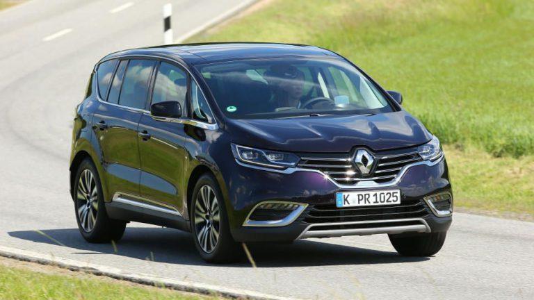 Renault Espace: Bieder war gestern