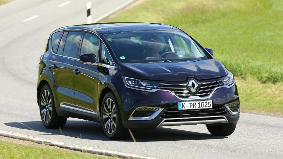 Der neue Renault Espace vermag zu überzeugen.
