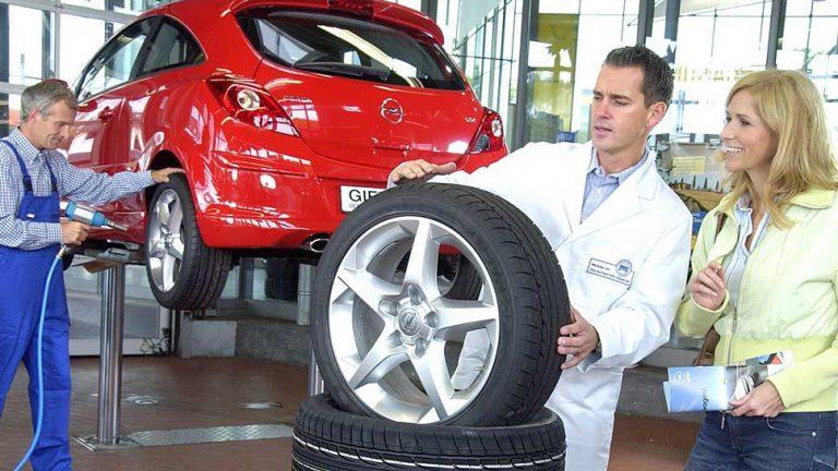 Milder Winter drückt Reifennachfrage