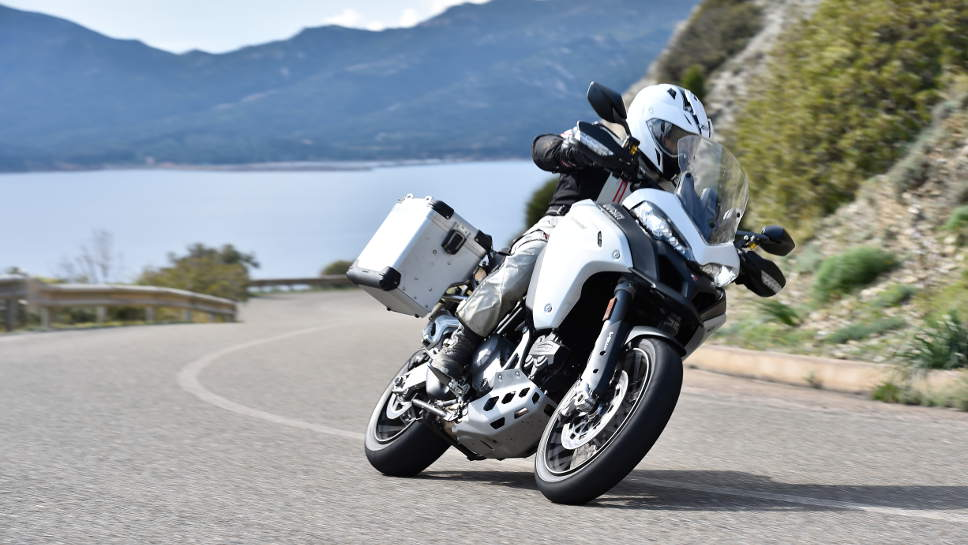 Die Ducati Multistrada 1200 erfüllt schon die neue Norm