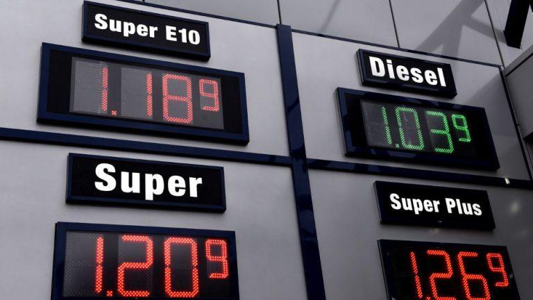Spritpreise steigen im März wieder an