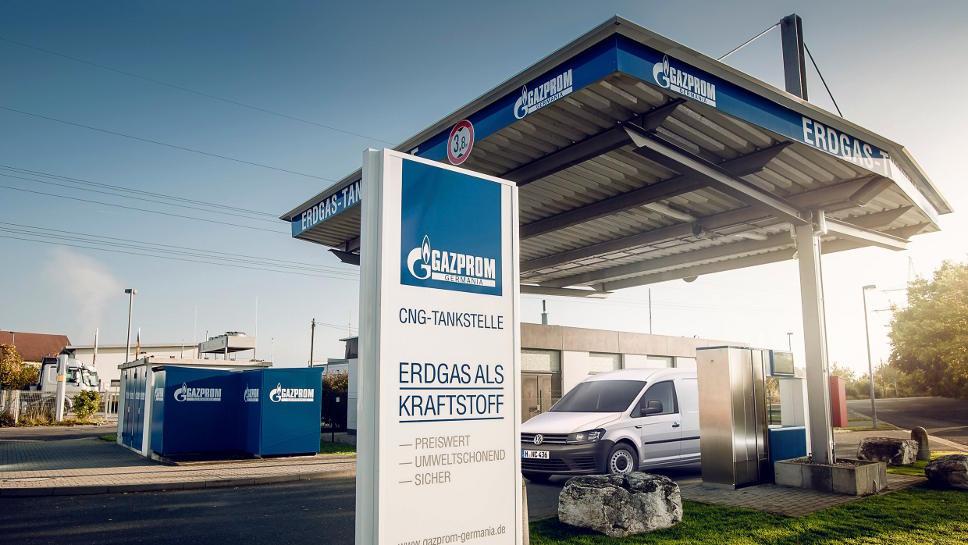 Erdgas ist weiterhin eine Antriebs-Alternative
