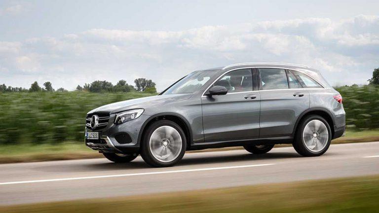 Mercedes GLC: Mehr als nur ein Nachfolger