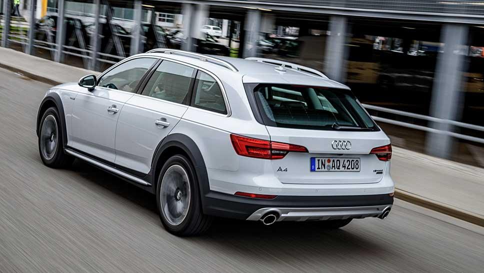 Audi hat den Quattro-Antrieb im A4 Allroad modernisiert. Foto: Audi