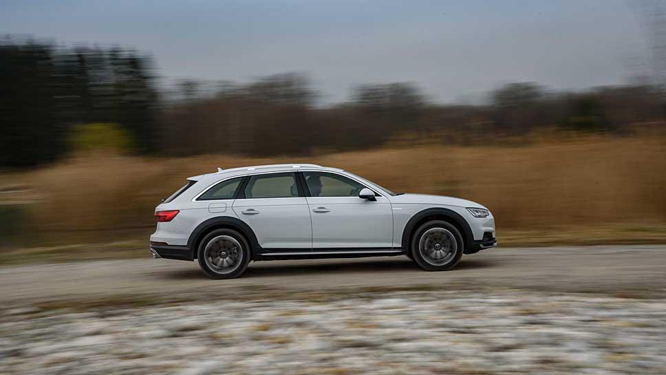 Audi A4 Allroad Quattro. Foto: Audi