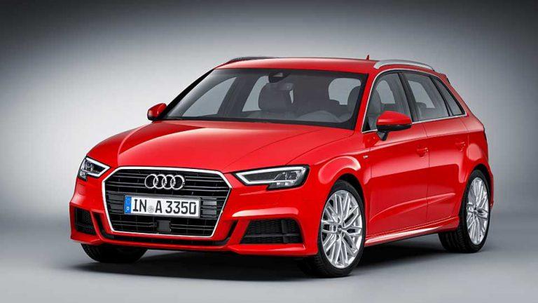 Audi A3 erhält Systeme aus der Luxusliga