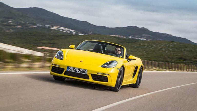 Porsche 718 Boxster: Durch Verzicht besser