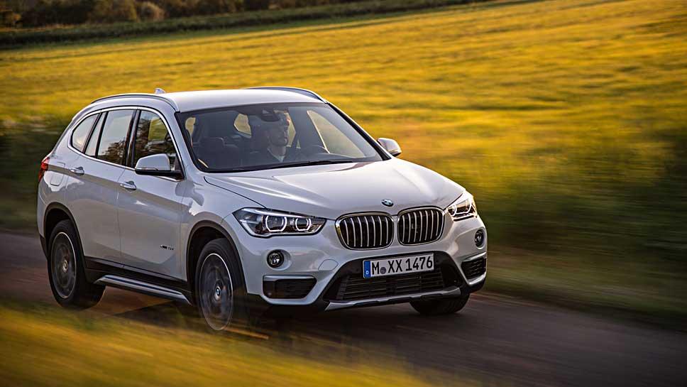 Der BMW X1 verdoppelte den Monatsabsatz