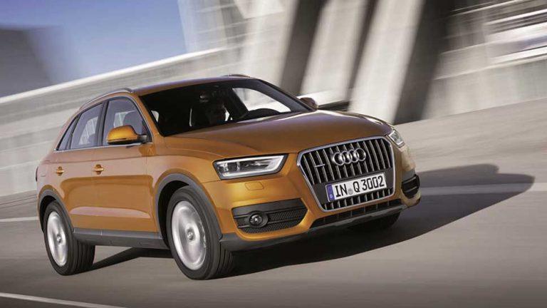 Gebrauchter Audi Q3: Einstand nach Maß