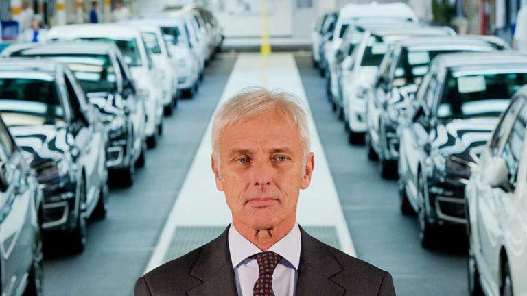 VW-Spitze verzichtet auf Boni-Teile