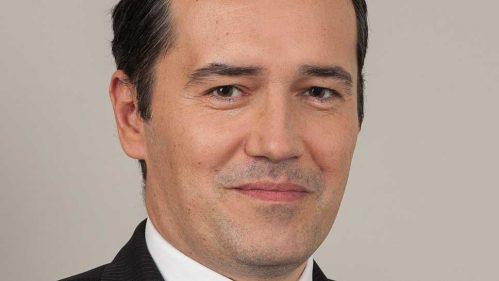 Tom Fux ist Geschäftsführer von Toyota Deutschland