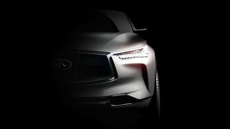 Infiniti gibt ersten Ausblick auf SUV-Konzept