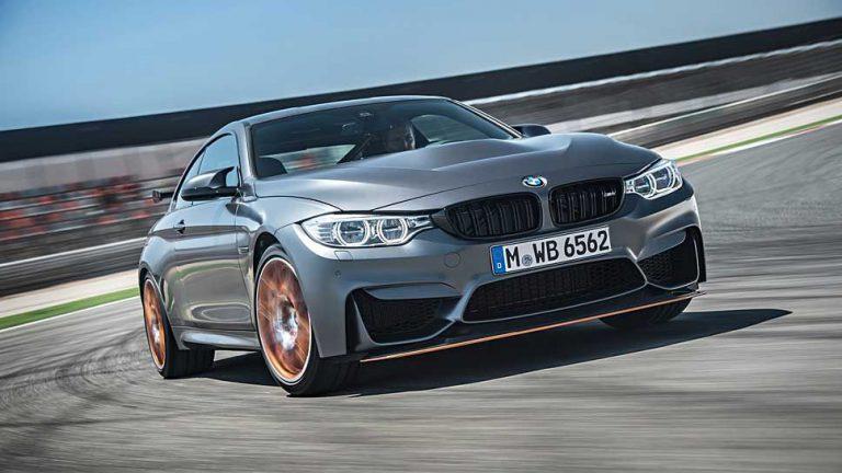 BMW M4 GTS: Wasser macht den Unterschied