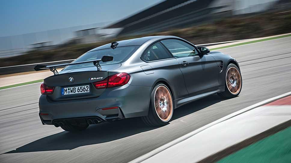 Der BMW M4 GTS