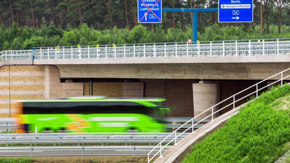Die Länderverkehrsminister fordern auch für Fernbusse eine Maut.
