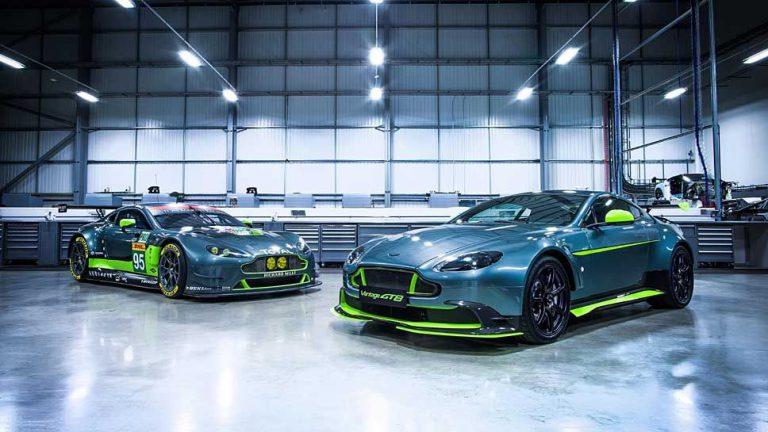 Aston Martin krönt Vantage-Familie